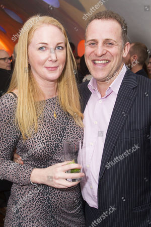 Stock Image of Laura Lindsay and Nigel Lindsay