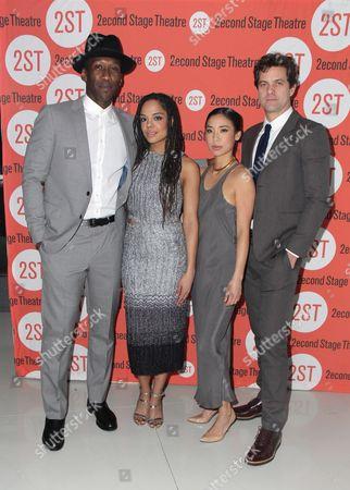 Mahershala Ali, Tessa Thompson, Anne Son, Joshua Jackson