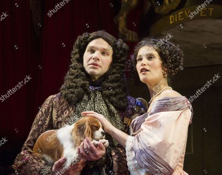 Editorial picture of 'Nell Gwynn' play performed at the Apollo Theatre, London, UK, 11 Feb 2016