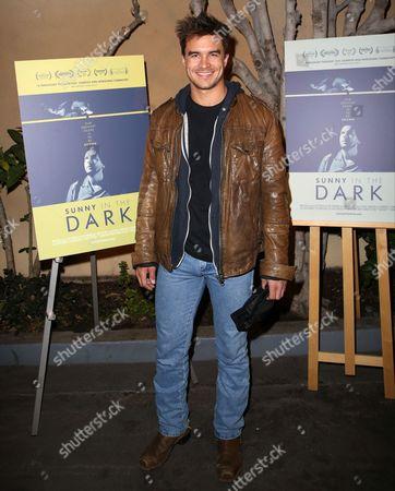 Editorial photo of 'Sunny in the Dark' film screening, Los Angeles, America - 11 Feb 2016
