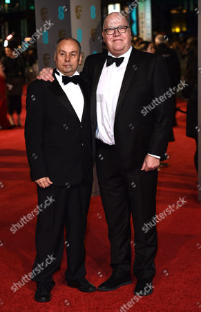 Editorial image of EE BAFTA British Academy Film Awards, Arrivals, Royal Opera House, London, Britain - 14 Feb 2016