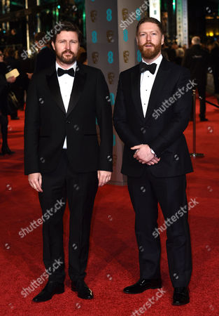Andrew Haigh and Tristan Goligher