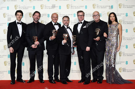 Tom Hughes, Chris Duesterdiek, Martin Hernandez, Frank A. Montano, Jon Taylor, Randy Thom and Colin Morgan