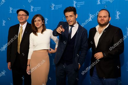 Editorial picture of 'War on Everyone' film photocall, 66th Berlinale International Film Festival, Berlin, Germany  - 12 Feb 2016