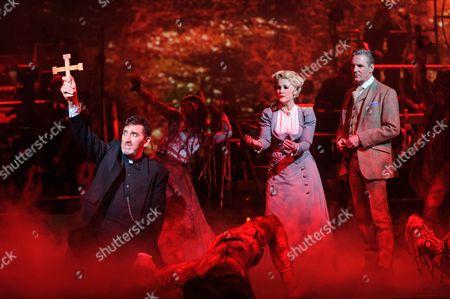 Jimmy Nail (Parson Nathaniel), Heidi Range (Beth), Michael Praed (George Herbert)