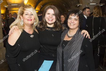 Paula Marie Black (Producer), Eleanor Lloyd (Producer) and Nica Burns (Producer)
