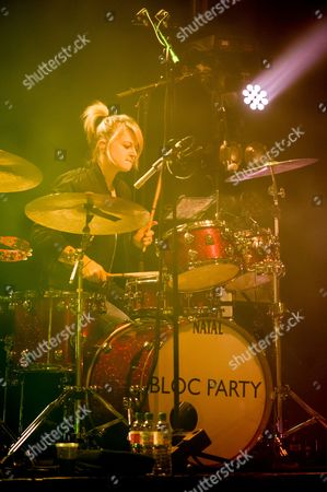 Bloc Party - Louise Bartle