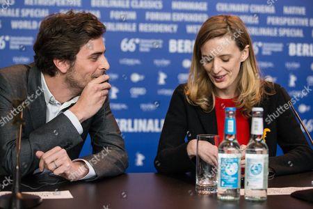 Roman Kolinka and Mia Hansen-Love