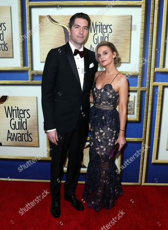 Drew Goddard and Caroline Williams