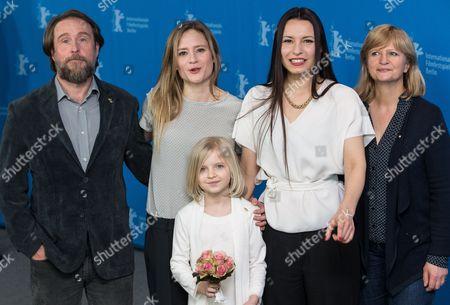 Editorial image of '24 Wochen' photo call, 66th Berlinale International Film Festival, Berlin, Germany - 14 Feb 2016