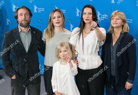 Editorial picture of '24 Wochen' photo call, 66th Berlinale International Film Festival, Berlin, Germany - 14 Feb 2016