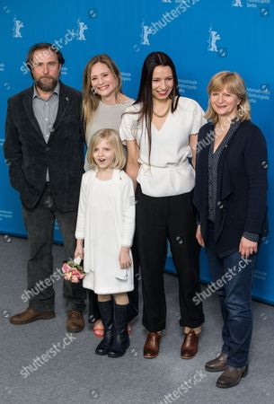 Editorial photo of '24 Wochen' photo call, 66th Berlinale International Film Festival, Berlin, Germany - 14 Feb 2016