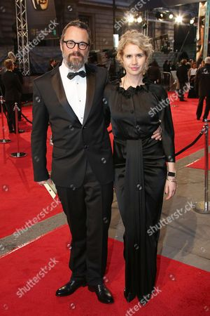 Editorial picture of EE BAFTA British Academy Film Awards, Arrivals, Royal Opera House, London, Britain - 14 Feb 2016