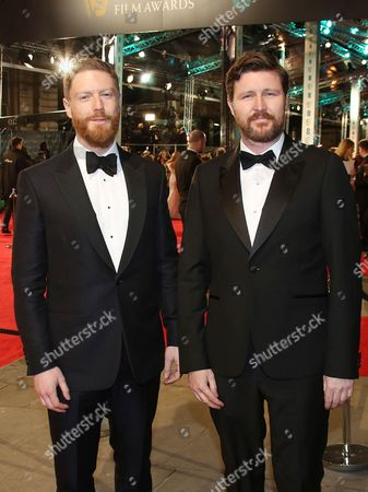 Tristan Goligher and Andrew Haigh
