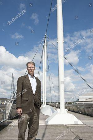 Editorial photo of Author photo shoot, UK