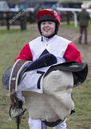 Lily Bradstock, daughter of trainer Mark Bradstock, grand daughter of Lord Oaksey.