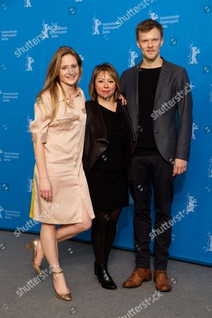 Editorial picture of 'Auf Einmal' photocall, 66th Berlinale International Film Festival, Berlin, Germany - 12 Feb 2016