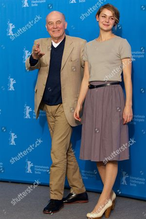 Hanns Zischler and Luise Heyer