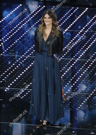 Editorial picture of 66th Sanremo Music Festival, Italy - 14 Feb 2016