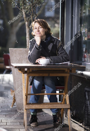 Editorial photo of Helen Baxendale, Vauxhall, London, Britain - 11 Feb 2016