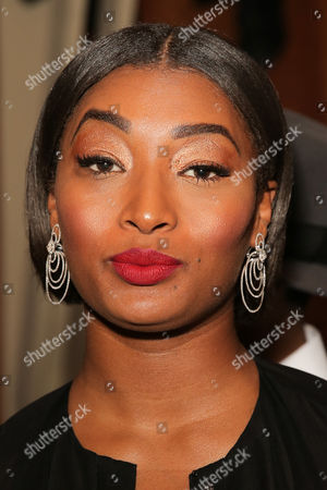 Stock Image of Toccara Jones