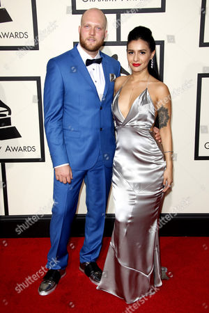 Editorial picture of 58th Annual Grammy Awards, Arrivals, Los Angeles, America - 15 Feb 2016