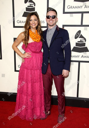 Laura Miller and Ricky Reed