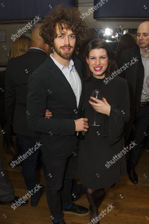 Stock Image of Ben Ockrent and Jemima Rooper (Jessica)