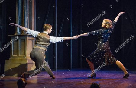 Matthew Malthouse as Eddie, Emma Williams as Maureen