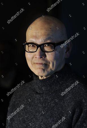 Stock Image of Wayne Wang