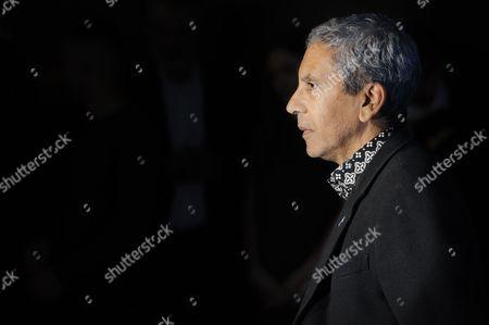Rachid Bouchareb at the Grand Hyatt Hotel