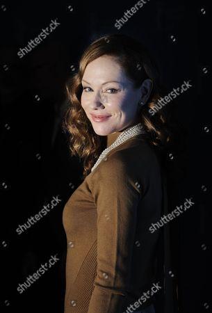 Stock Photo of Simone-Elise Girard