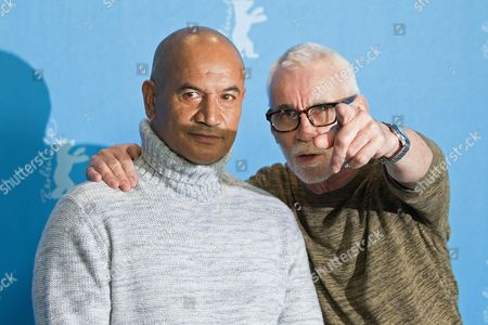 Temuera Morrison and Lee Tamahori