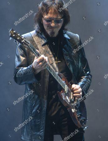 Black Sabbath - Tony Iommi