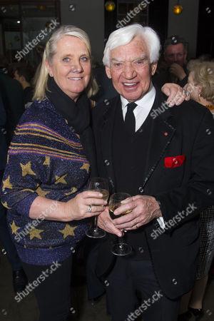 Jan Martin and Bill Martin
