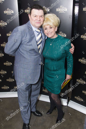 Editorial picture of 'Mrs Henderson Presents' play, Press Night, London, Britain - 16 Feb 2016