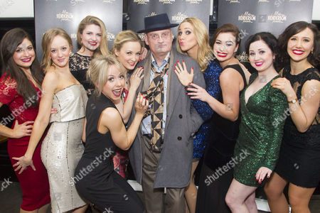 Katie Bernstein (Peggy), Lauren Hood (Vera), Lizzy Connolly (Doris), Katrina Kleve (Ensemble), Rhiannon Chesterman (Windmill Girl), Terry Johnson (Adaptation/Director), Sarah Bakker (Windmill Girl), Lauren Logan (Cover), Victoria Hay (Windmill Girl) and Emily Goodenough (Cover)