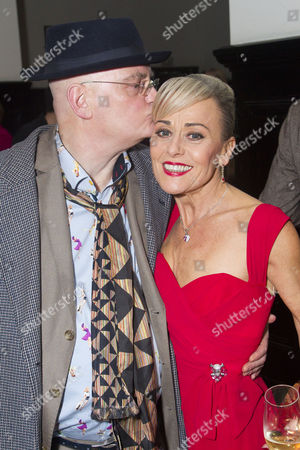 Terry Johnson (Adaptation/Director) and Tracie Bennett (Laura Henderson)