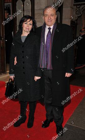 Emma Harbour & John Bowe