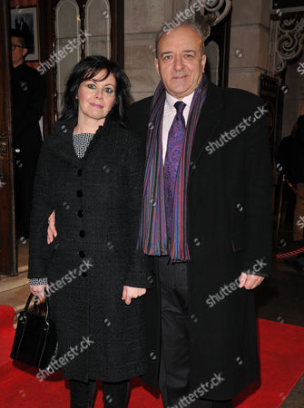 Stock Photo of Emma Harbour & John Bowe