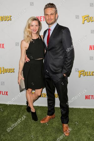 Editorial image of 'Fuller House' TV series premiere, Los Angeles, America - 16 Feb 2016