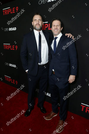 Editorial image of 'Triple 9' film premiere, Los Angeles, America - 16 Feb 2016