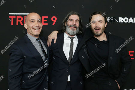 Marc Butan, Anthony Katagas, Casey Affleck
