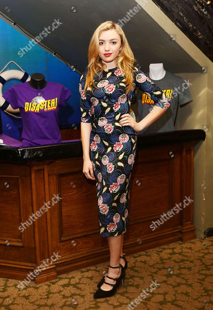 Stock Picture of Peyton List