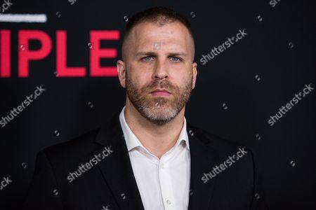 Editorial picture of 'Triple 9' film premiere, Los Angeles, America - 16 Feb 2016