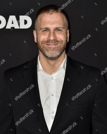 Stock Image of Adam G. Simon