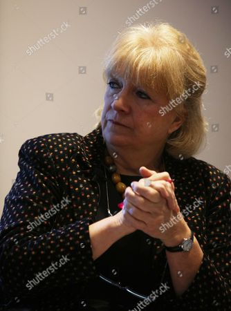 Stock Photo of Polly Toynbee, columnist
