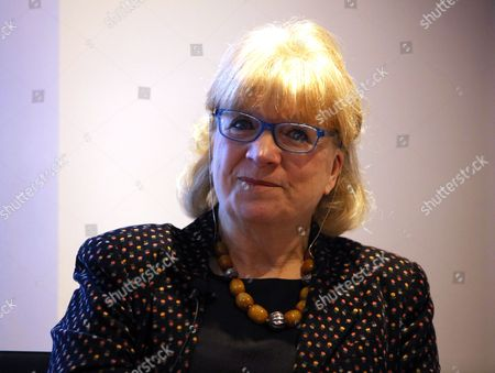 Stock Picture of Polly Toynbee, columnist