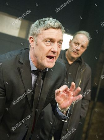 Vincent Regan as Denny, David Schaal as Joey
