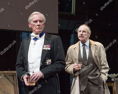A Question of Attribution David Robb as Anthony Blunt,  Nicholas Farrell as M15 Officer
